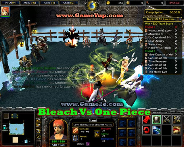Map One Piece Warcraft 3 Boosterwholesale